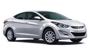 2015 Hyundai Elantra picture side profile