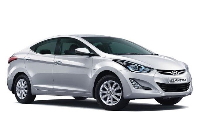2015 Hyundai Elantra picture side profile