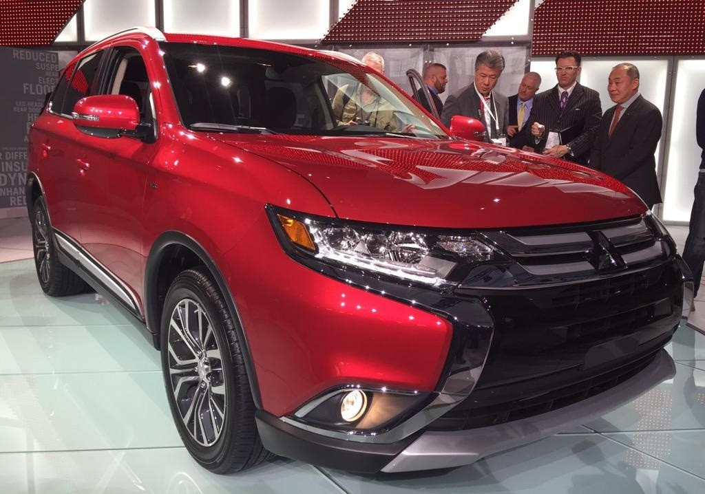 2018 Mitsubishi Outlander Price In India, Specs, Features, Interior