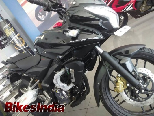 Bajaj Pulsar 200 AS decals