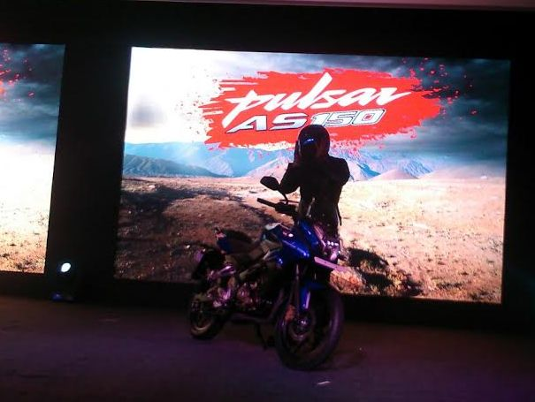 Bajaj Pulsar AS150 launched