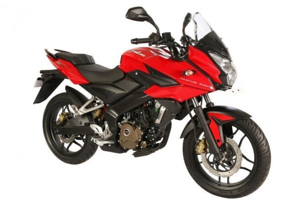 New Bajaj Pulsar AS200