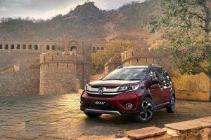 Honda BR-V price in india