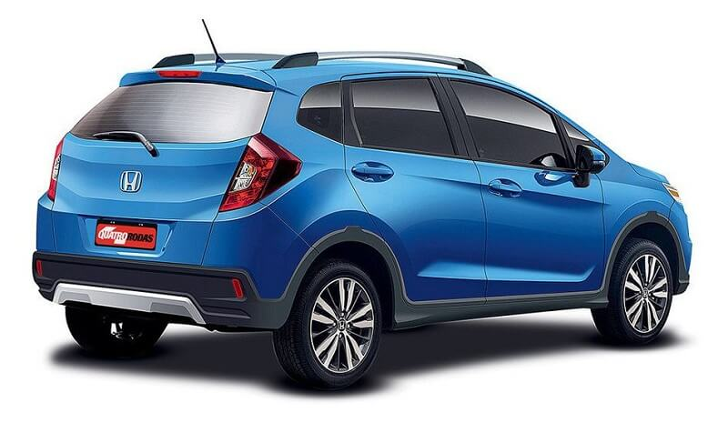 Honda WRV (Jazz Crossover) India Price, Launch, Specifications