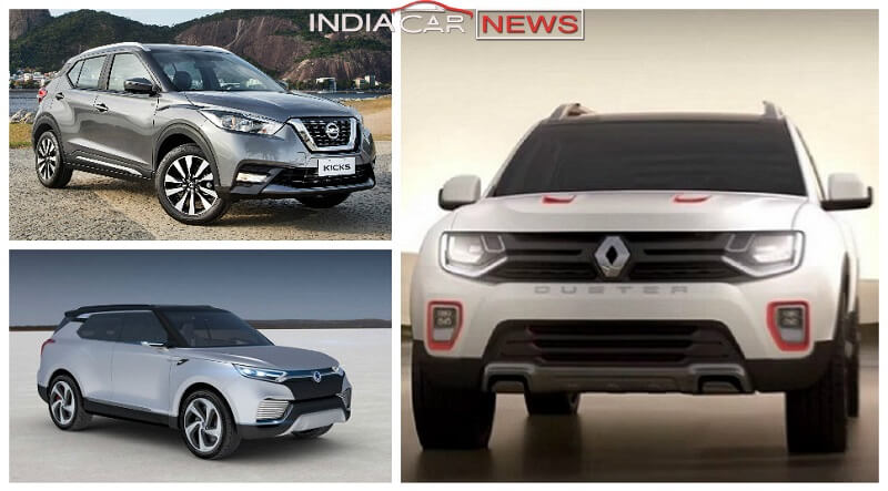 Upcoming New Suvs In India In Rs Lakh Lakh Price Range
