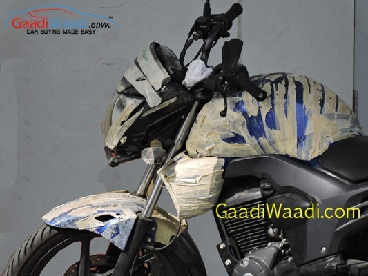 2015 Honda CB Triggerf facelift pic