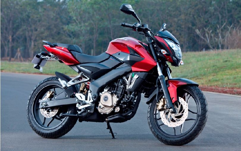 New Bajaj Pulsar 180NS Launch Price In India Pics Mileage