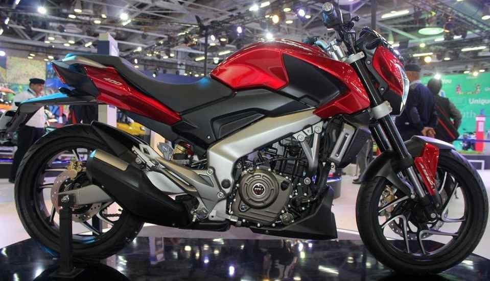 Bajaj Pulsar CS400 bike launch price