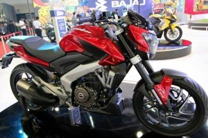Bajaj Pulsar CS400 Side Profile Pic