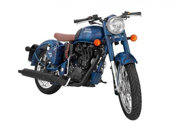 Classic 500 Limited Edition Blue Despatch