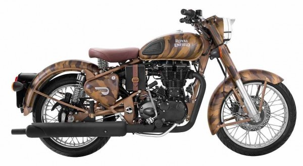 Classic 500 Limited Edition Desert Storm Despatch