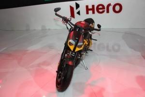 Hero Hastur front fascia picture