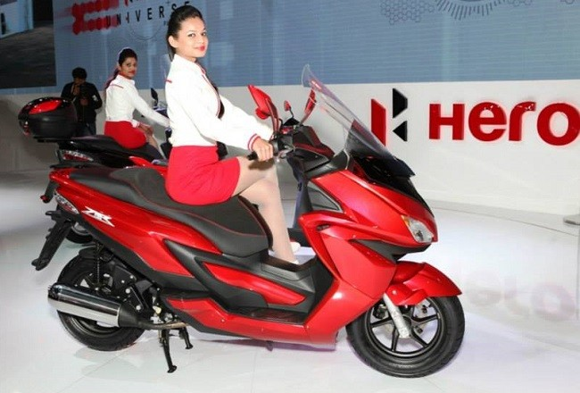 Hero Zir 150 upcoming 150cc bikes scooters in India