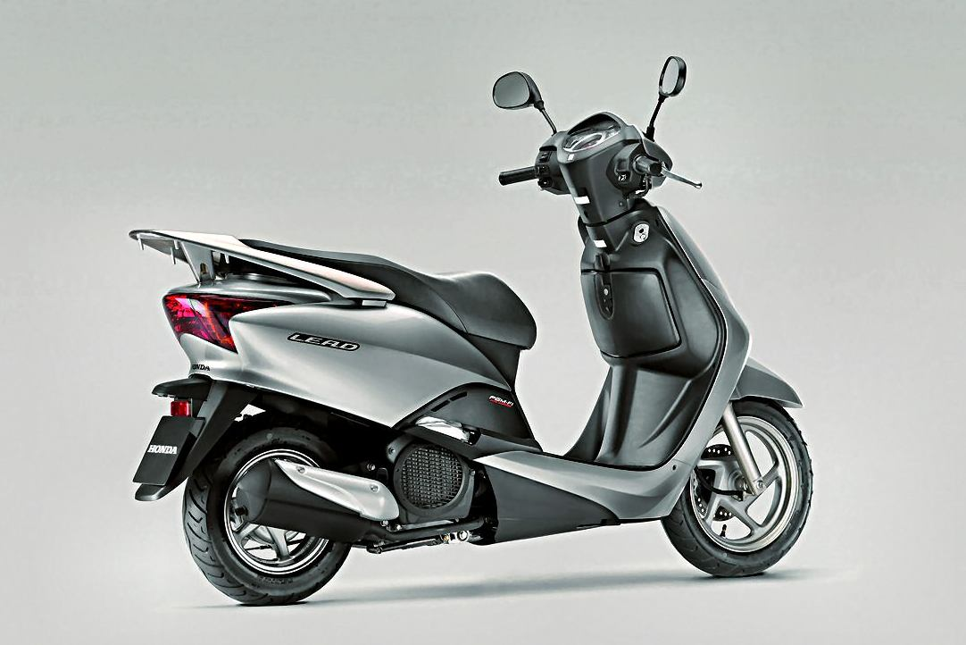 honda lead 125 side profile india car news. Black Bedroom Furniture Sets. Home Design Ideas