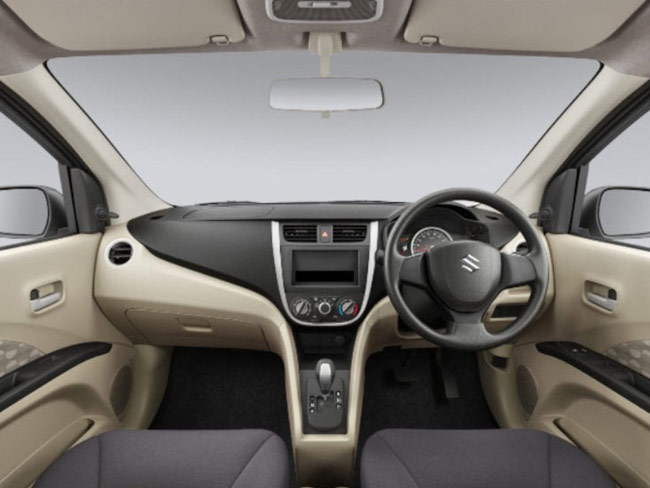 Maruti Suzuki Celerio Top Model Price