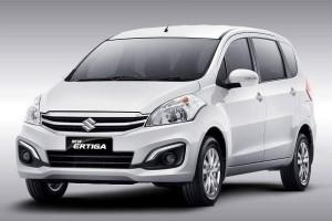 Maruti Ertiga facelift and hybrid