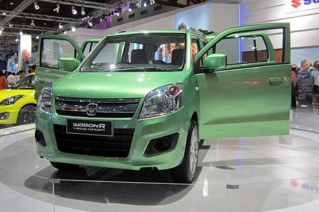 Maruti Wagon R 7 Seater MPV