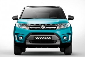 Maruti Vitara compact SUV front