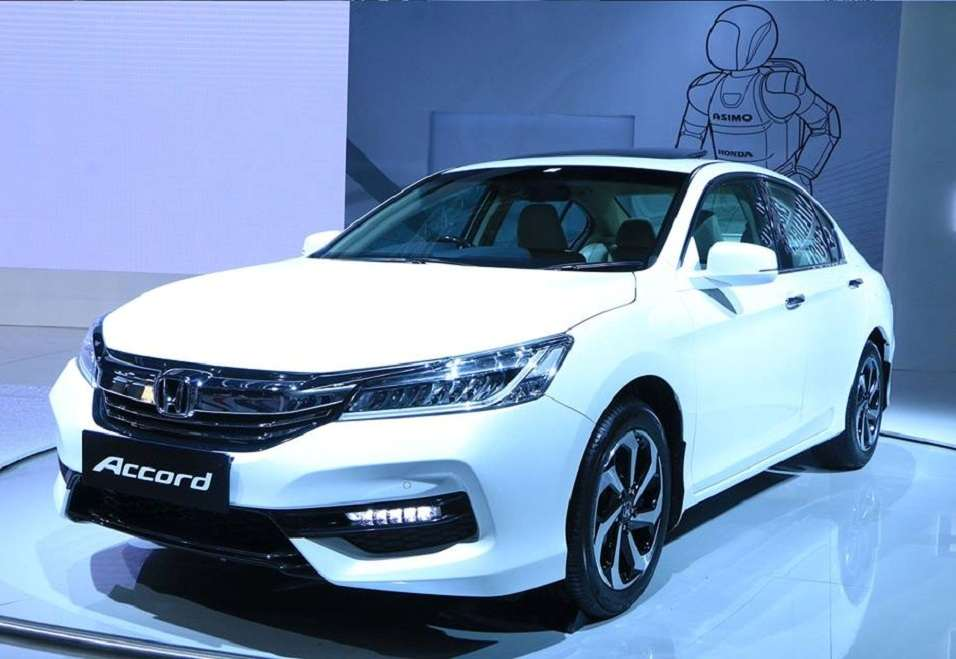 New Honda Accord 2016 India Price Specifications Mileage