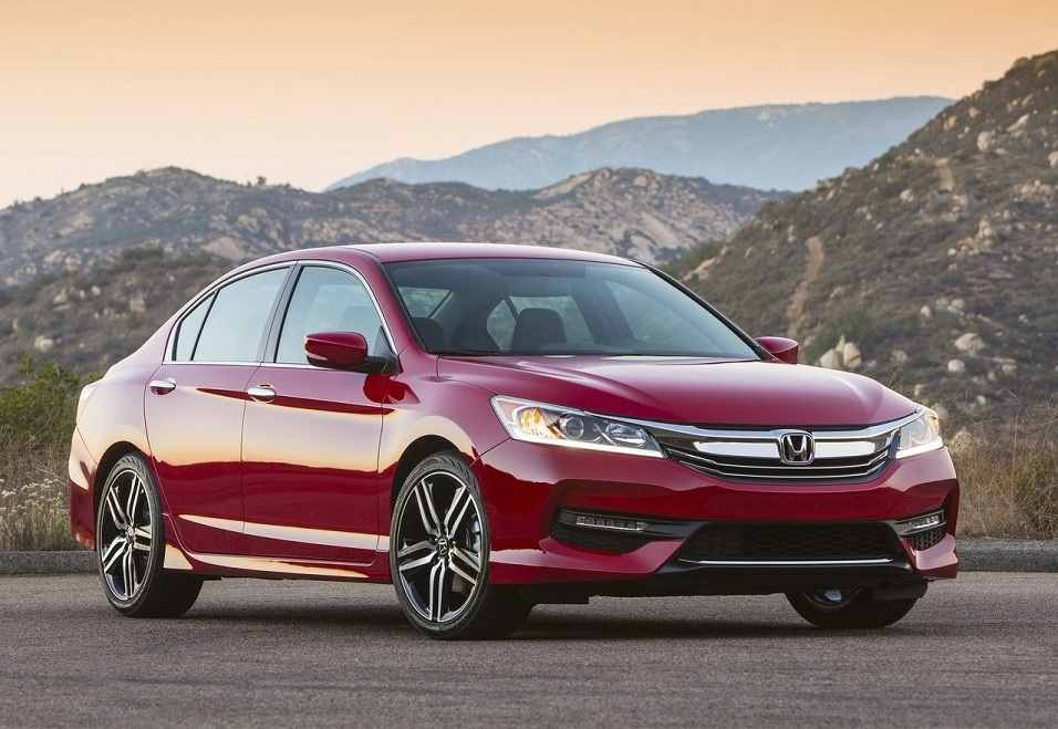 Honda Accord Sport Special Edition >> New Honda Accord 2016 India Price, Specifications, Mileage