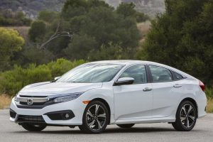 New Honda Civic 2016 specifications