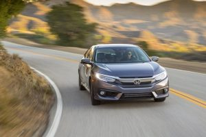 New Honda Civic 2016 mileage