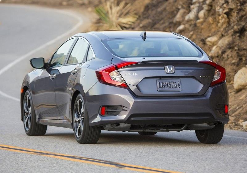 New Honda Civic 2016 7 - India Car News
