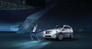 Nissan Terrano Groove Special Edition Mode