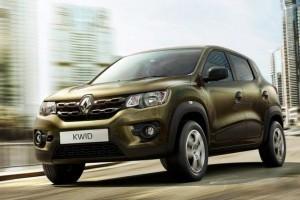 Renault Kwid front-side