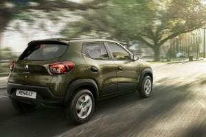 Renault Kwid rear-side