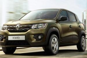 Renault Kwid small car