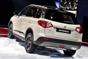 Suzuki Vitara compact SUV