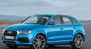 2015 Audi Q3 facelift front-side pic