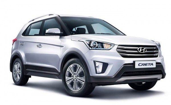 Hyundai Creta Front Pic