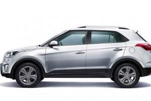 Hyundai Creta Side Profile Picture