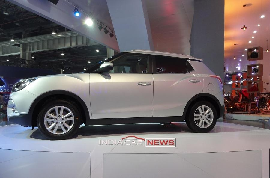 Mahindra Ssangyong Tivoli Electric Price Launch