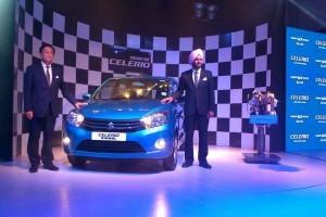 Maruti Suzuki Celerio diesel launched pic