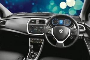 Maruti Suzuki S Cross Interior