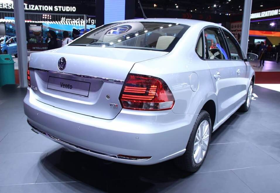 New Volkswagen Vento 2016 price in India
