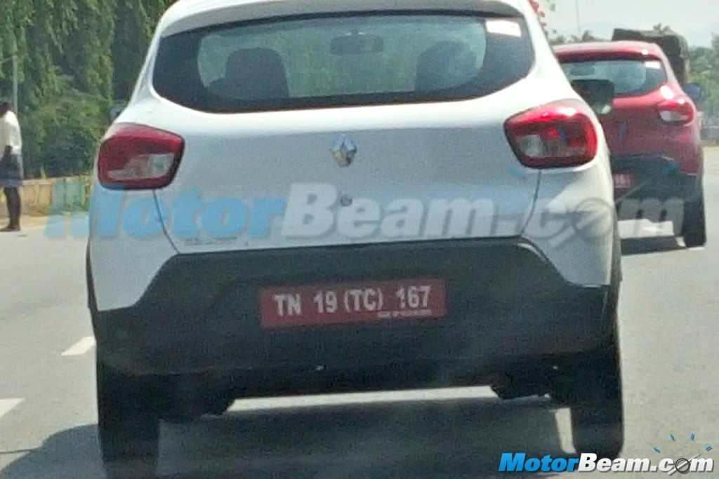 Renault-Kwid-rear-spied pic