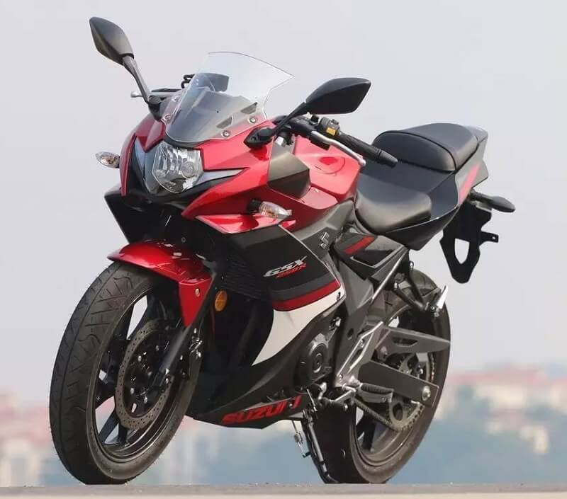 suzuki gixxer 250 price launch mileage specifications