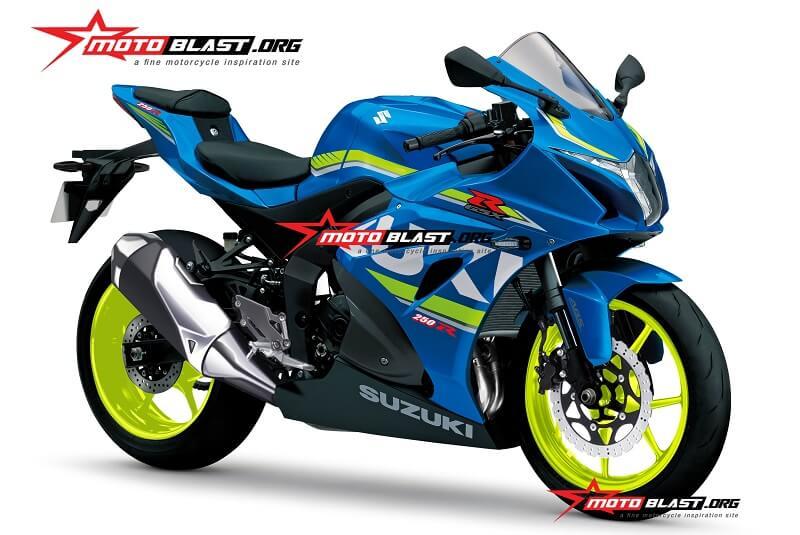 Suzuki Ninja R Philippines