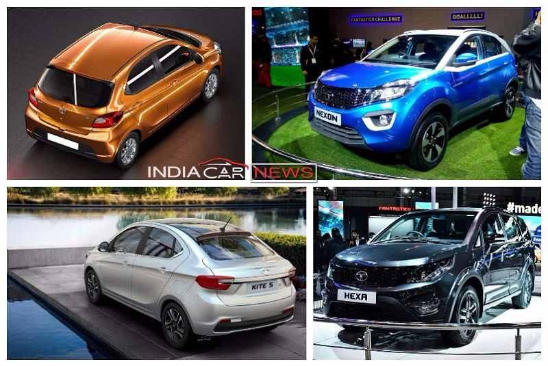 Upcoming Tata Cars in India 2016 2017
