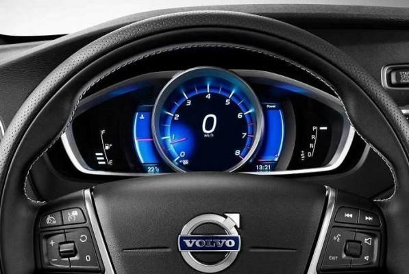 Volvo V40 Hatchback Steering pic