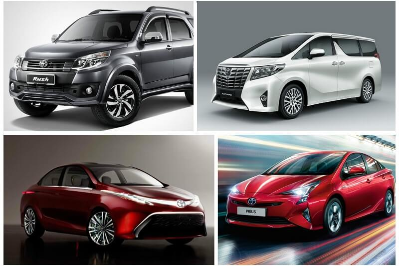 up ing new toyota cars in india 2017 2018   7 cars