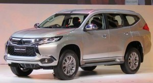 New Mitsubishi Pajero Sport India