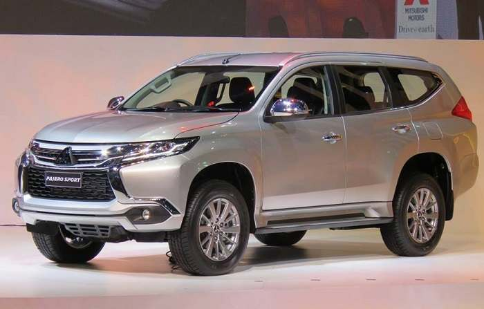 mitsubishi pajero sport 2016 price  Mitsubishi Pajero Sport New Model India Launch, Price, Spec