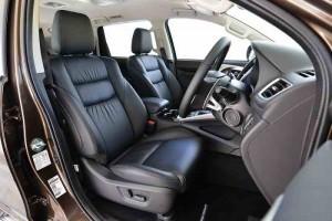 New Mitsubishi Pajero Sport interior