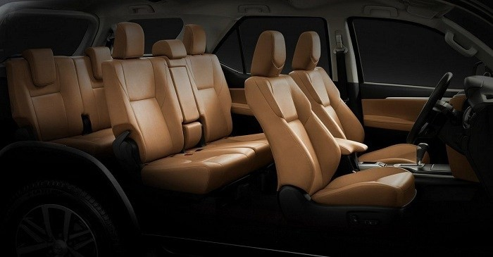 New Toyota Fortuner 2017 Exterior Interior Image Gallery