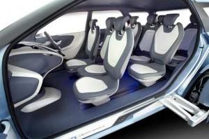 Hyundai Hexa Space MPV seats